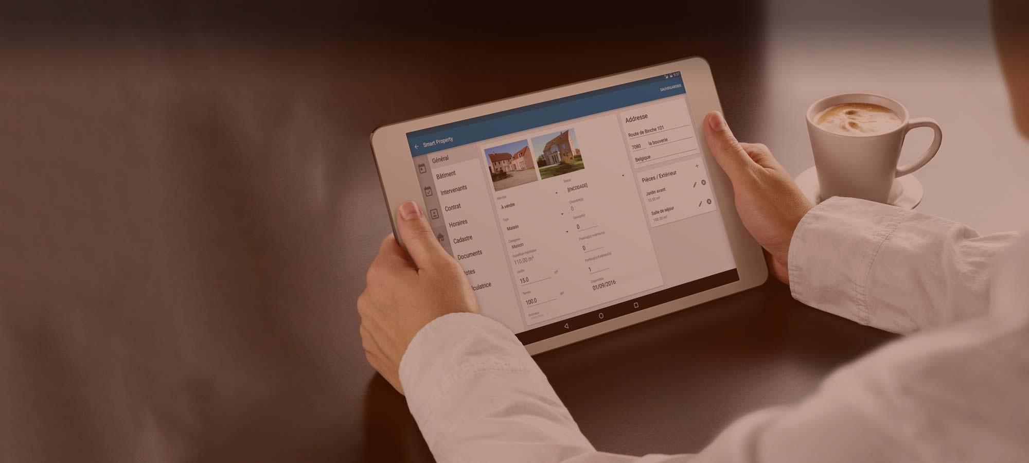 SMART REA (Real Estate Agency)