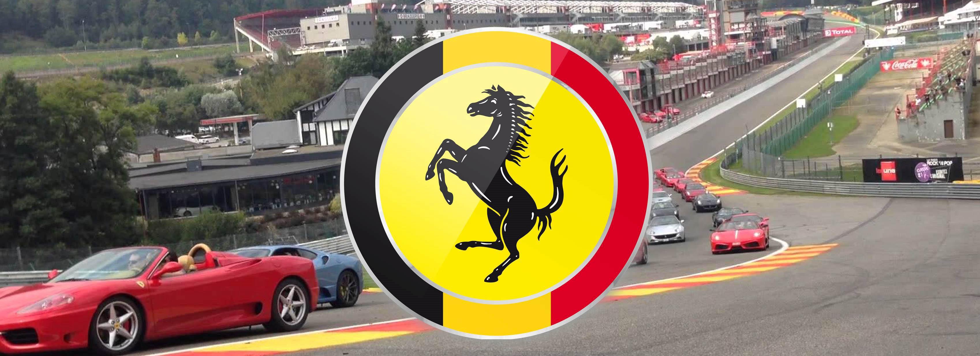 Ferrari Owners' Club Belgio