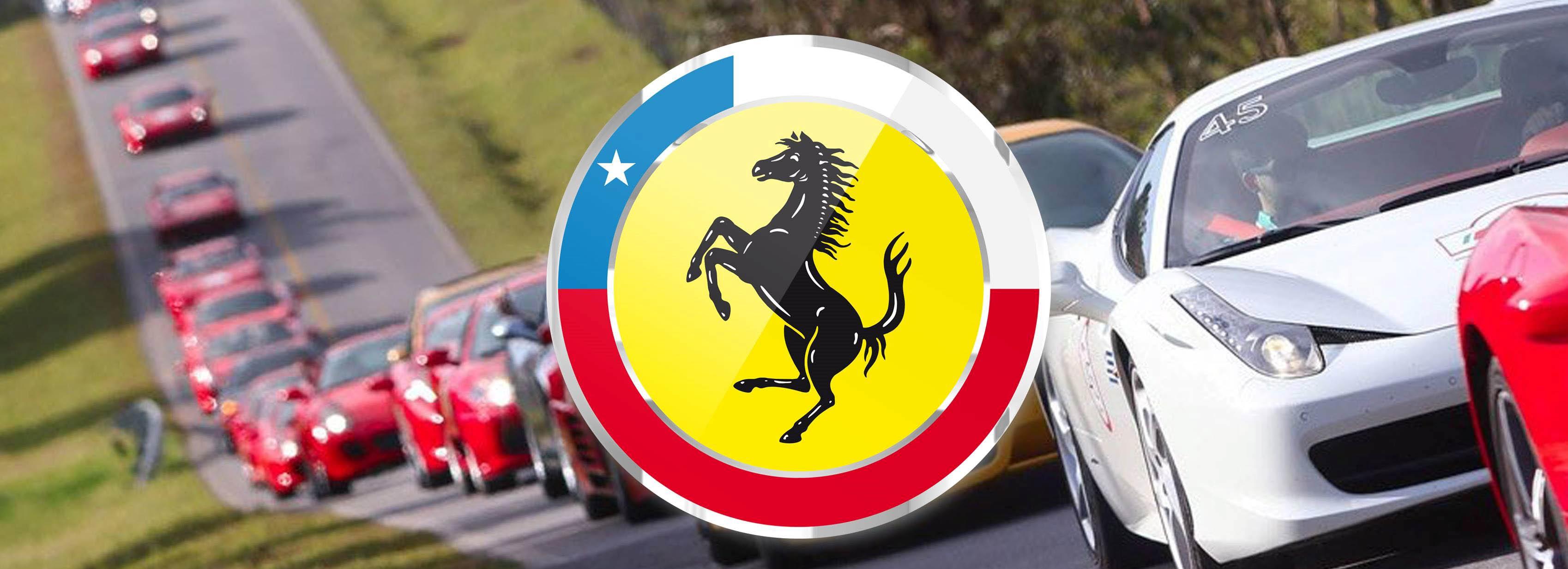 Ferrari Owners' Club Chile