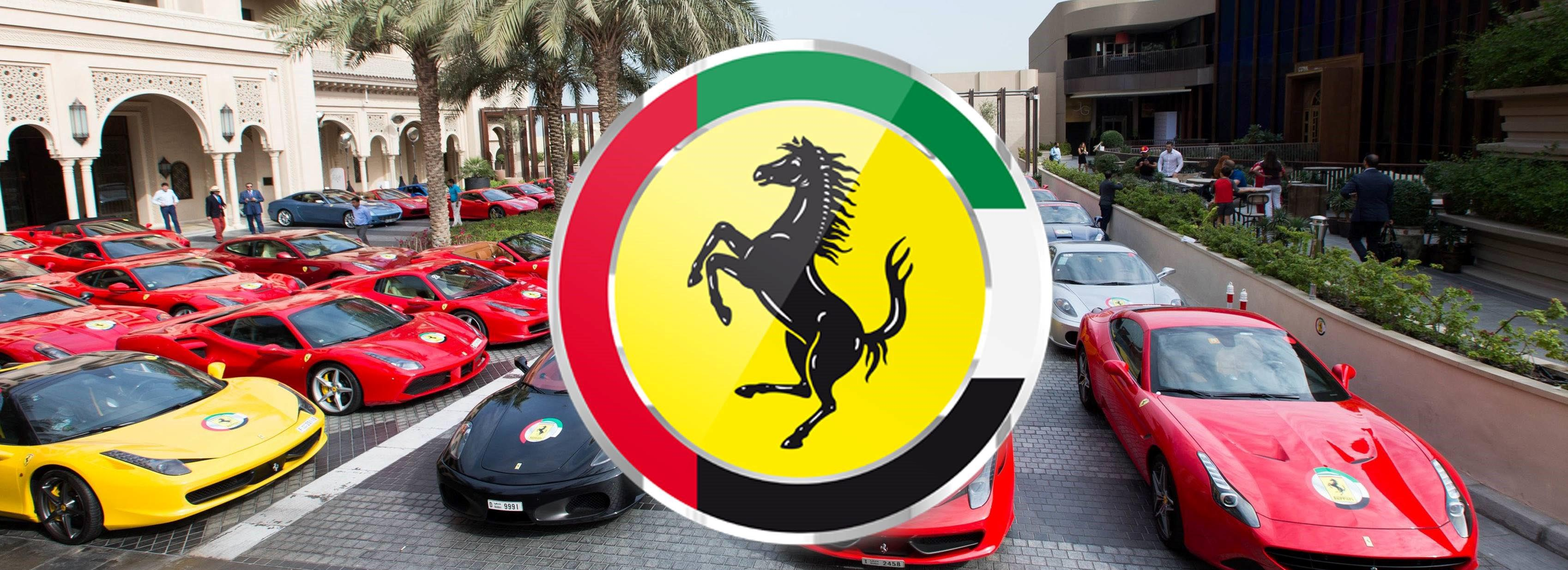 Ferrari Owners' Club United Arab Emirates
